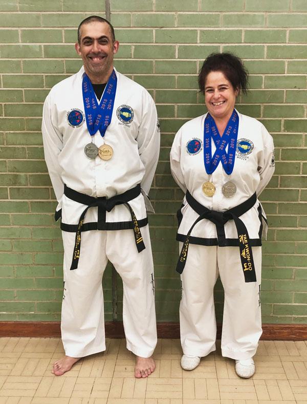 Beccles Taekwondo | iceni Taekwondo | Old Tigers | GTUK