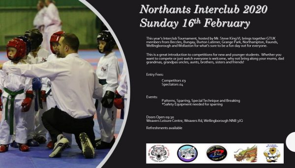 Northants Interclub 2020