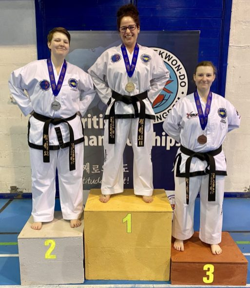 beccles-TKD-GTUK-British-march-2020-2