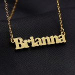 Women's Custom Name Necklace For Celebrate Love My Name Best Quality Name Necklace