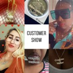 reviews customer of iced out couple name crystal necklace