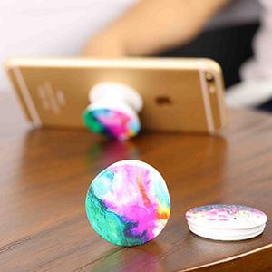 Smartphone Finger Grip bullhorn