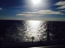 Mittelmeer zwischen Tanger und Genua