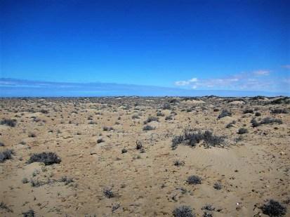 Geröll-Wüste
