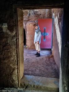 Übernachtung im Berber-Haus