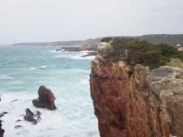 Auf dem Weg zum Praia Barranco.