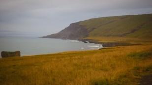 Küstenstreifen in den Ostfjorden