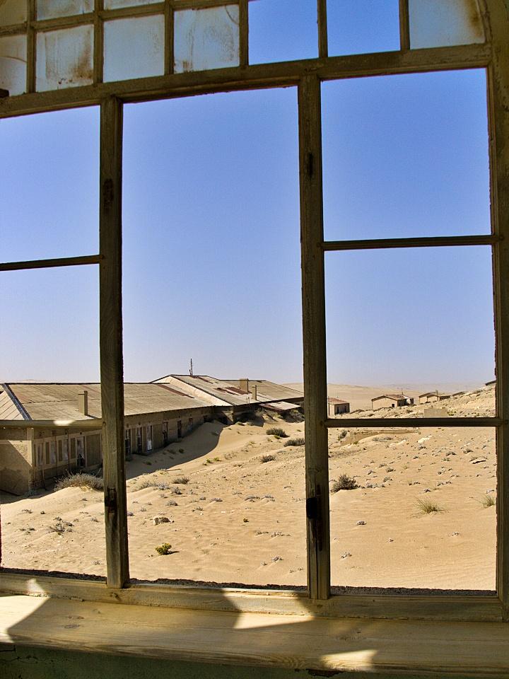 Kolmanskuppe im Wüsten-Nicht