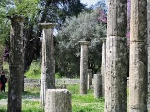 Säulen-Reihe