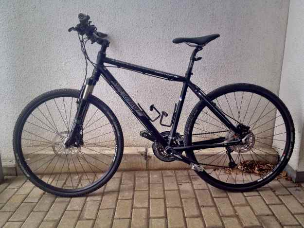 Steppenwolf Transterra Crossbike
