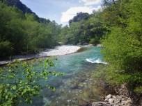 Traum-Fluss