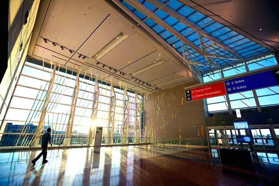McCarran Airport Expansion Increasing Capacity Bechtel