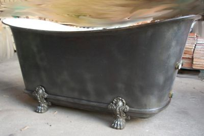 Baignoire En Fonte Ancienne Rnove Recycle Baignoire