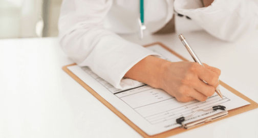 Medical records in personal injury claims