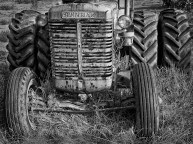 Tractor on Metricup