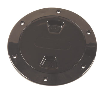 "4"" screw-out access plate"