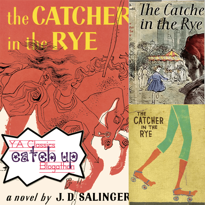 The Scourge Of Apathy And The Catcher In The Rye Becky Allen Books