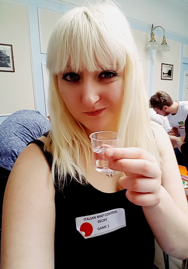 Controlling the megagame 1866 And All That