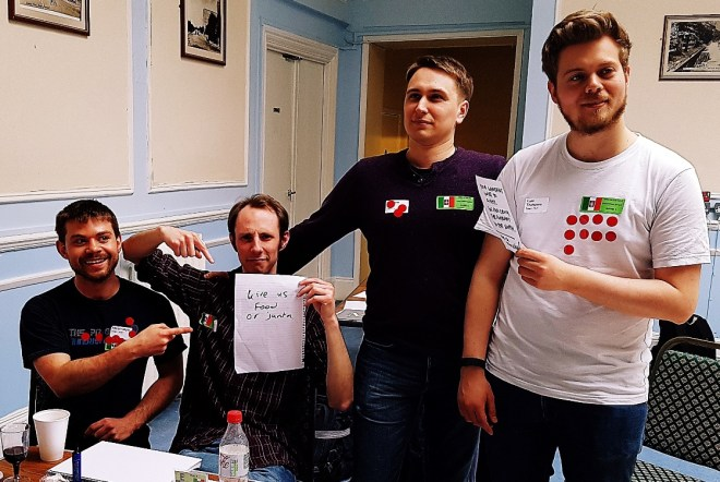 Italian almost-military coup at 1866 And All That Megagame