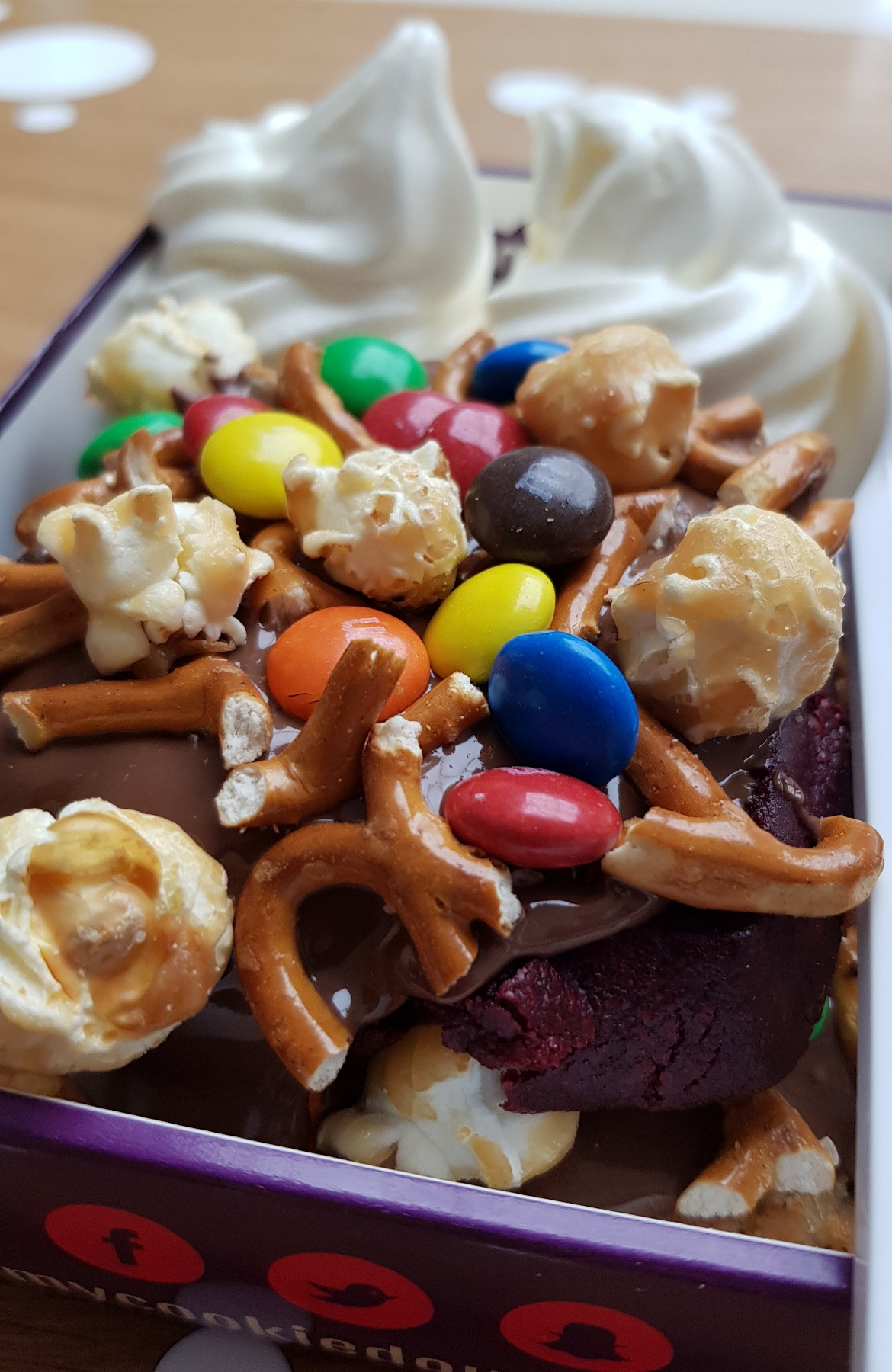 Movie Night at My Cookie Dough - Cheering Yourself up in Leeds by BeckyBecky Blogs