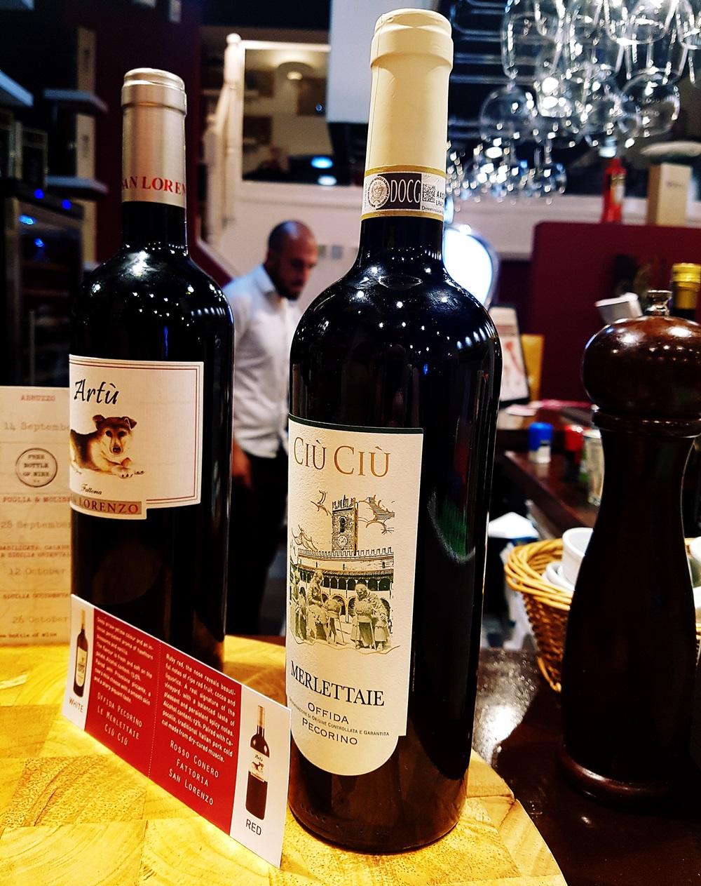 Ciu Ciu for Aperitalia at Veeno Leeds - Restaurant Review by BeckyBecky Blogs