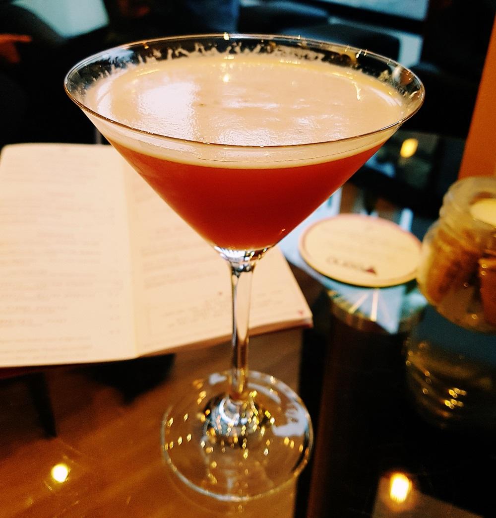 Veenopolitan at Veeno Leeds - Restaurant Review by BeckyBecky Blogs