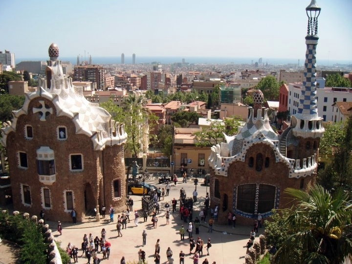 Park Guell - Reminiscing about Barcelona by BeckyBecky Blogs