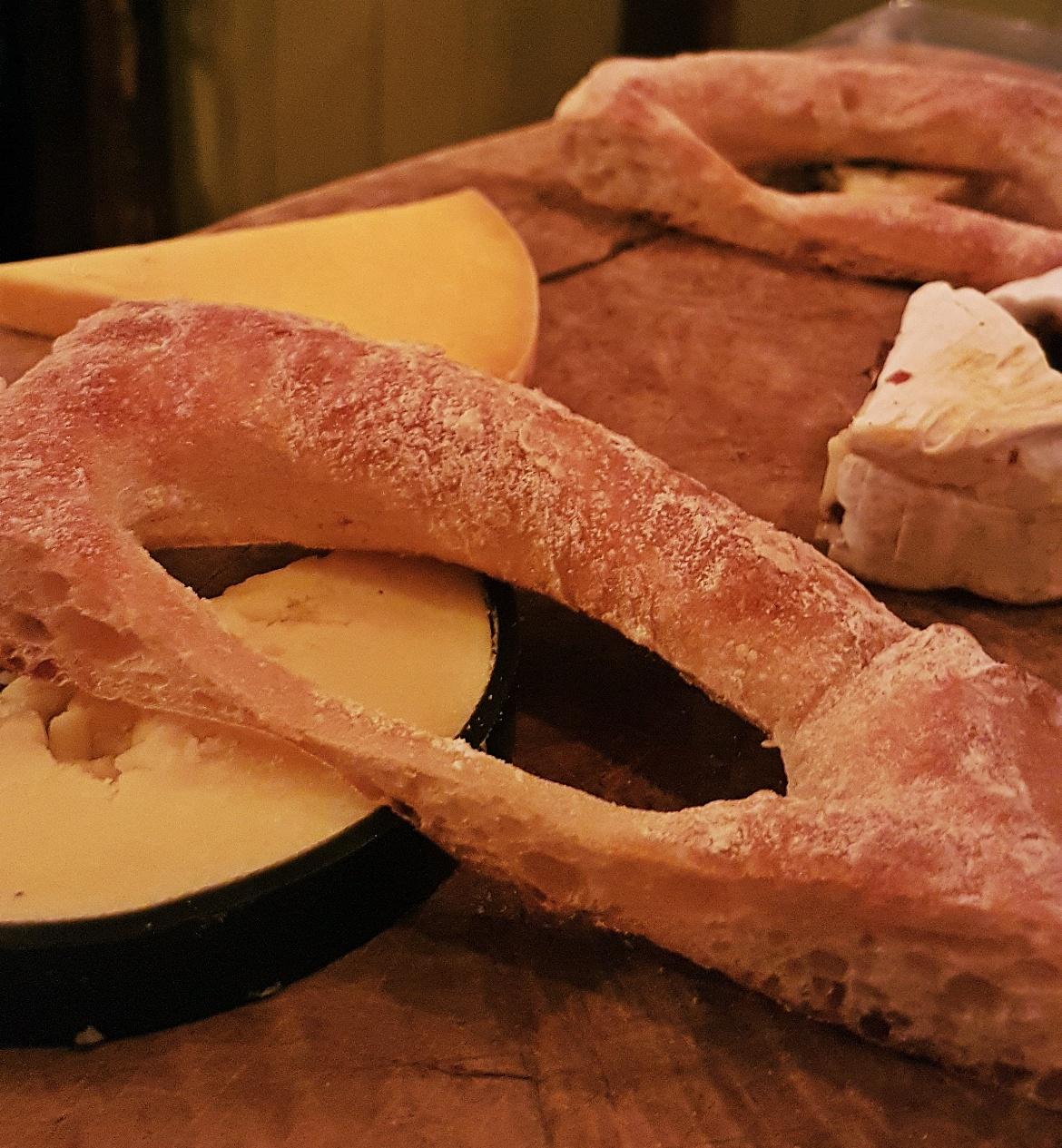 Cheese platter - Gin Masterclass at the Botanist Leeds, review by BeckyBecky Blogs