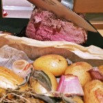 Conqueror's Chateaubriand and Ye Olde Parchment Potatoes - Cooking Games Recipe by BeckyBecky Blogs