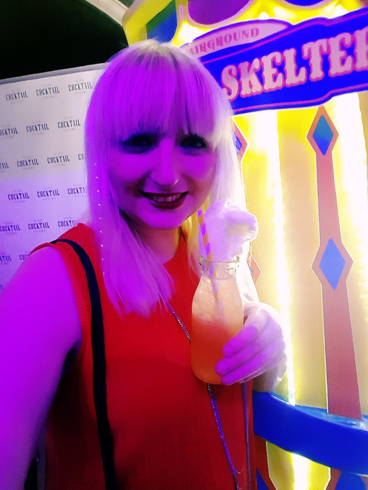 Fairground by Oracle at the Cocktail Experience Leeds - Review by BeckyBecky Blogs