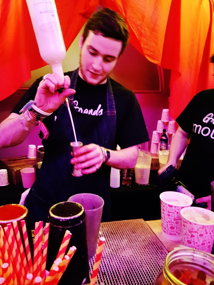 Malmaison at the Cocktail Experience Leeds - Review by BeckyBecky Blogs