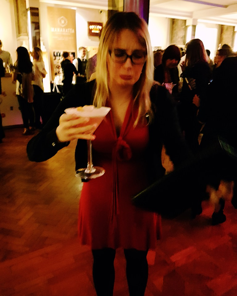 Disaster! Spillage at the Cocktail Experience Leeds - Review by BeckyBecky Blogs