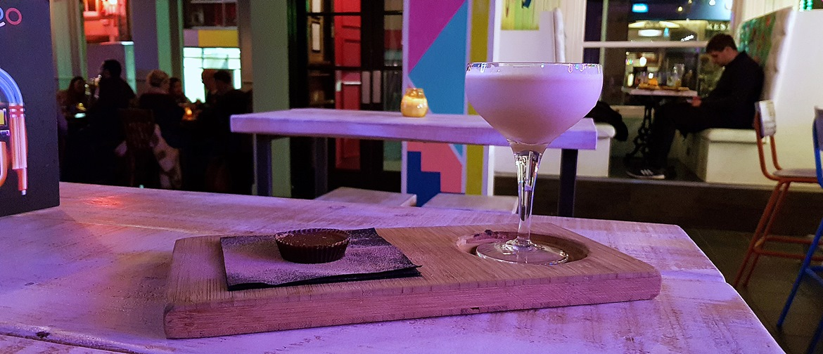 Peanut Butter Martini - Cuckoo, the newest cocktail and pizza bar on Call Lane in Leeds - Bar Review by BeckyBecky Blogs