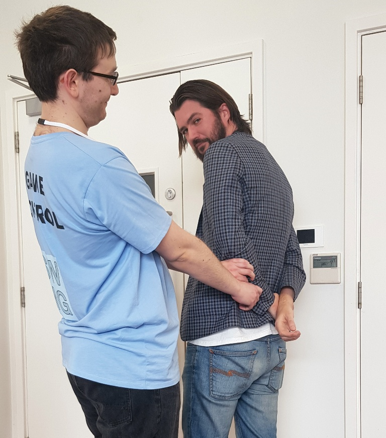 Johan's arrest - Den of Wolves megagame after action report by BeckyBecky Blogs