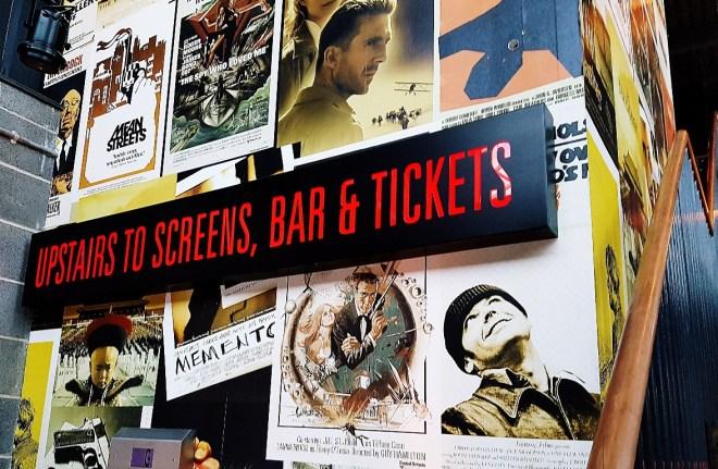 everyman cinema Leeds interior