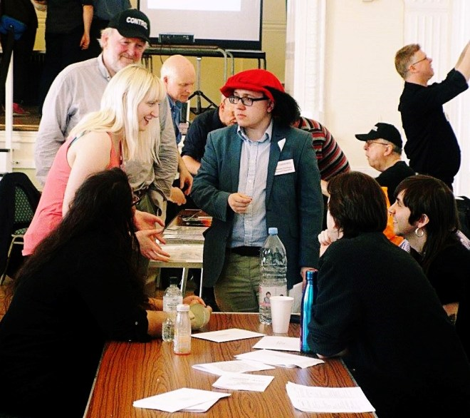 The Hapsburg team at Foxes and Devils megagame - After Action Report by BeckyBecky Blogs