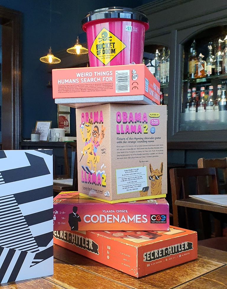 Board games - Happy birthday feat board games and giffgaff by BeckyBecky Blogs