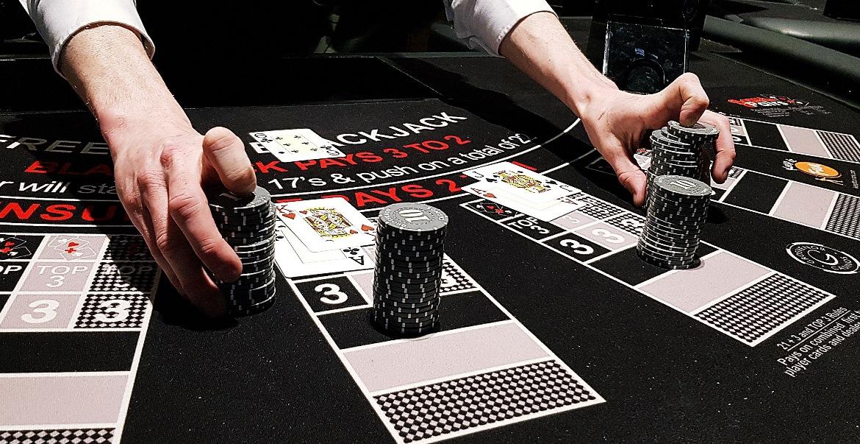 Totally not fake winning shot - Grosvenor Casino Leeds review by BeckyBecky Blogs