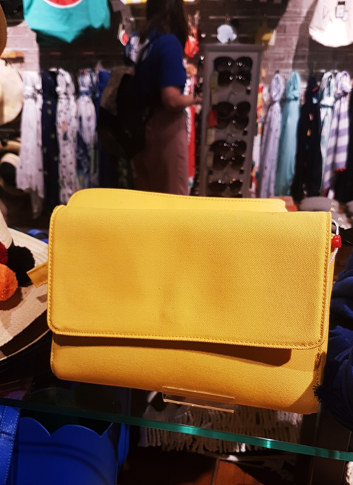 Little yellow bag - Tune in with Joy the Store, Leeds shop review by BeckyBecky Blogs