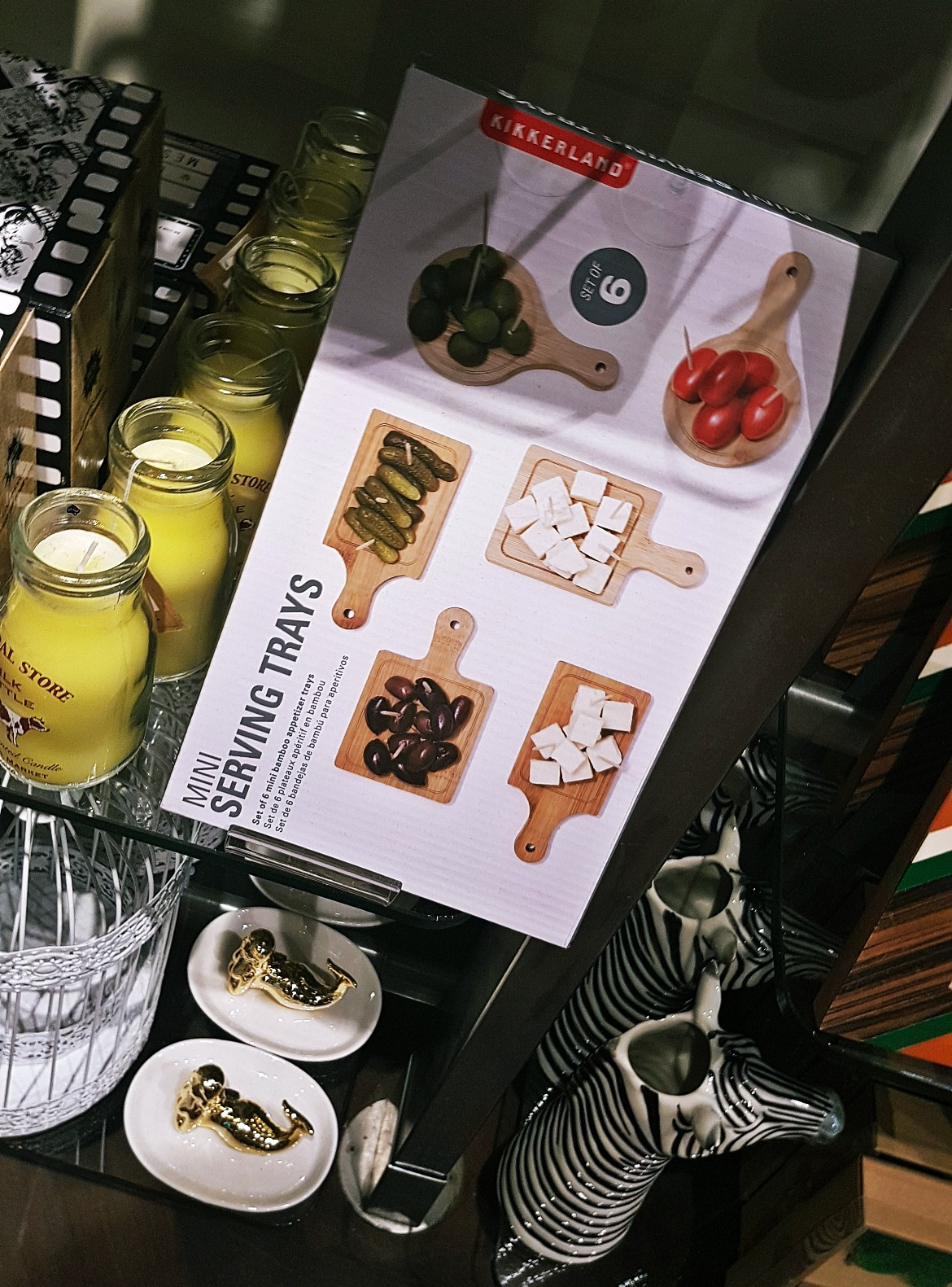 Tiny platters - Tune in with Joy the Store, Leeds shop review by BeckyBecky Blogs