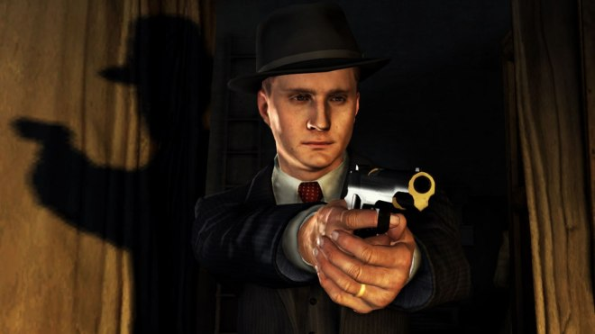 Cole Phelps from L.A. Noire