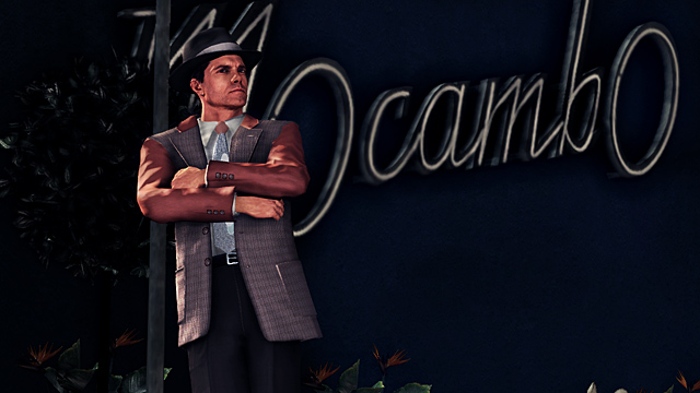 Roy Earle, your partner in Vice in L.A. Noire