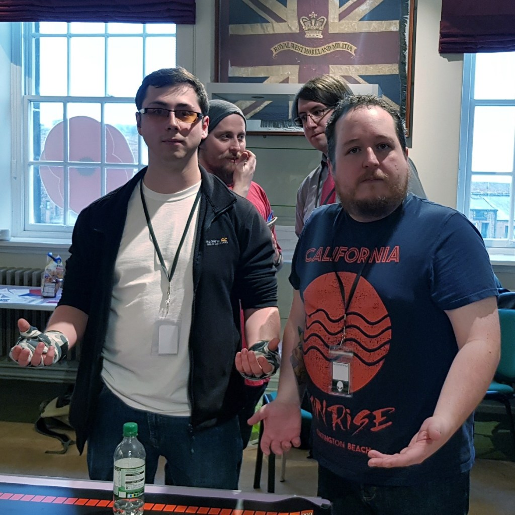 Angry CIA - Lights in the Sky Megagame Report by BeckyBecky Blogs