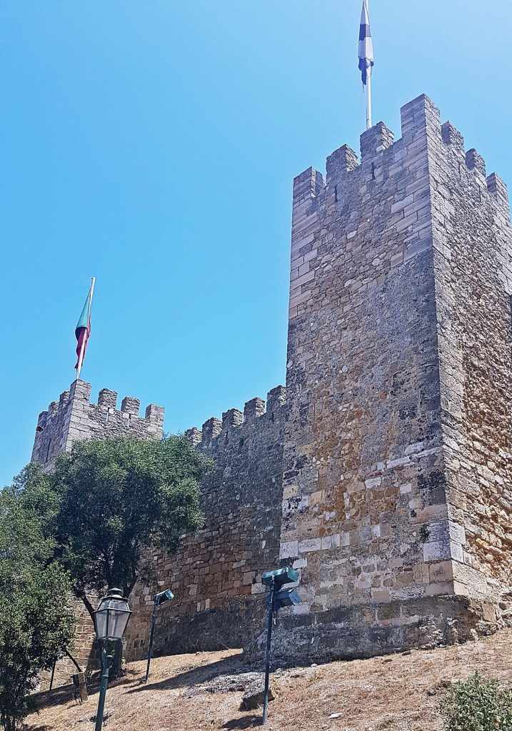 Castelo de Sao Jorge - Things to Do in Lisbon, Portgual, travel blog by BeckyBecky Blogs