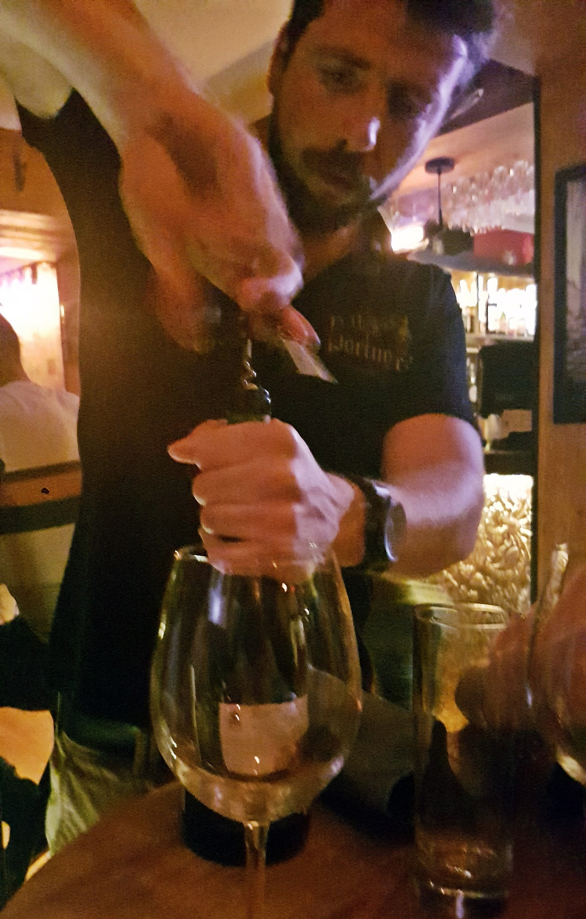 Our favourite place of the night - Food and Drink in Lisbon, review by BeckyBecky Blogs