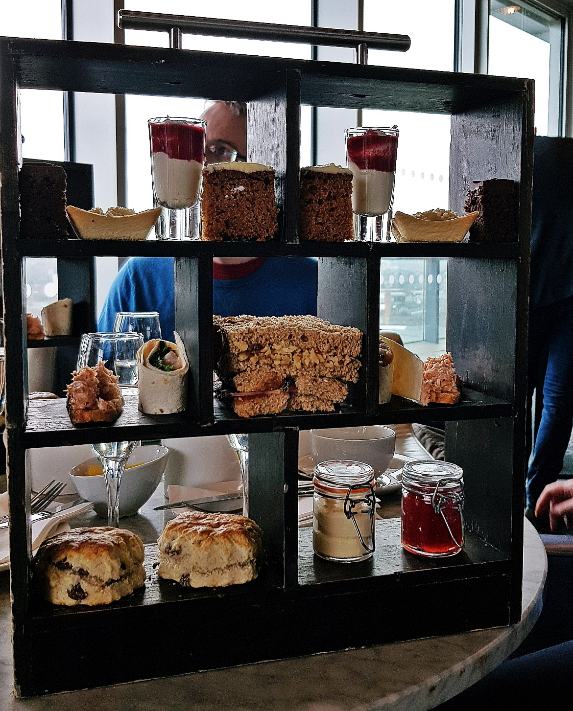 Afternoon Tea at Sky Lounge - March 2018 Monthly Recap by BeckyBecky Blogs