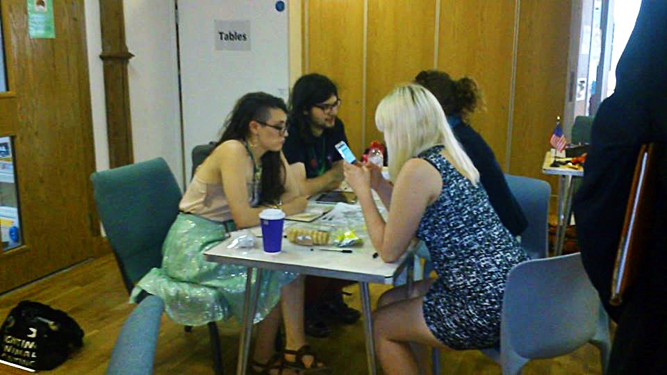 Mirror State: Episode One megagame - Fifty Megagames by BeckyBecky Blogs