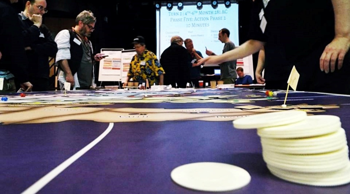 How to Write a Megagame Part 2: Logistics by BeckyBecky Blogs