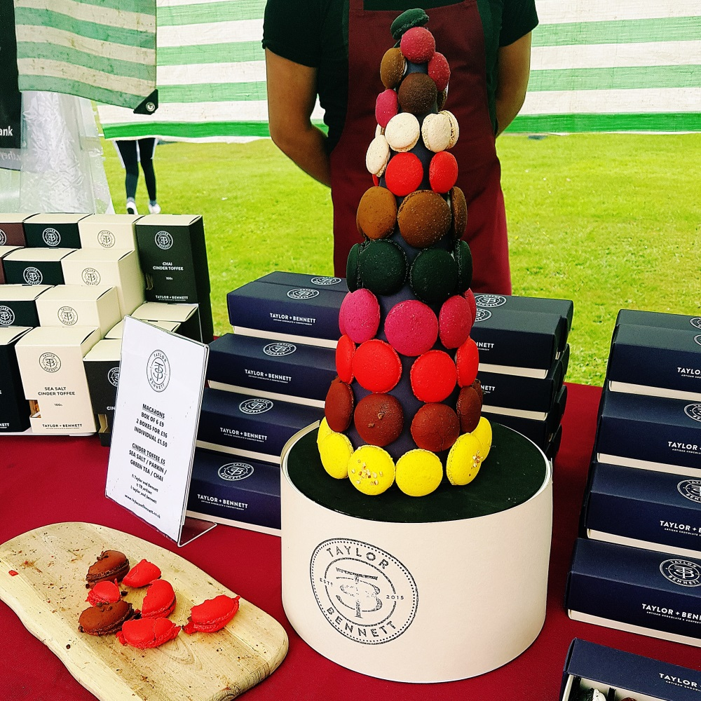 The North Leeds Food Festival maracons