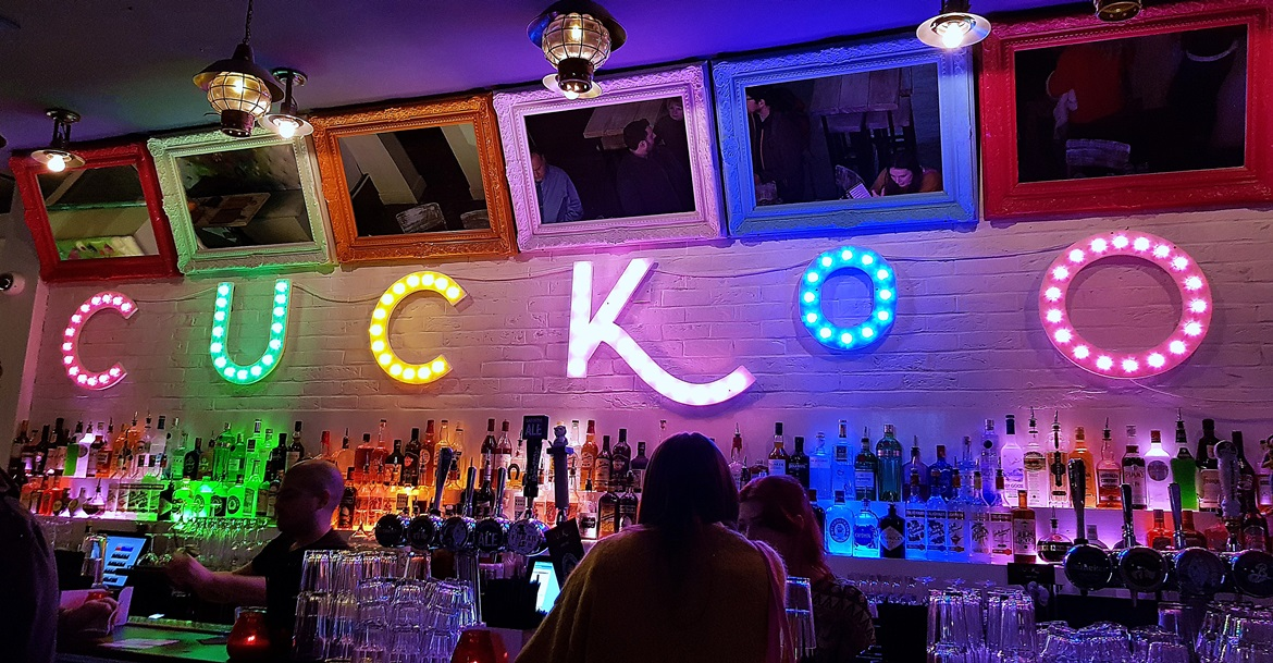 Cuckoo Leeds - November Monthly Recap by BeckyBecky Blogs